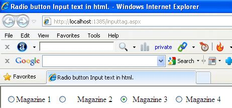 html5 input type radio button and options futures test bank