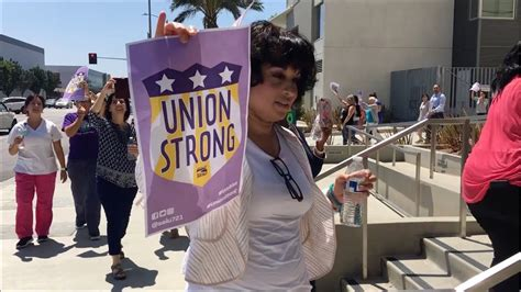 Count Down To Sept Union Strong Rally At Bos-seiu