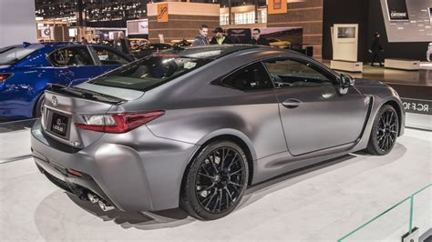 lexus rc   anniversary special edition chicago