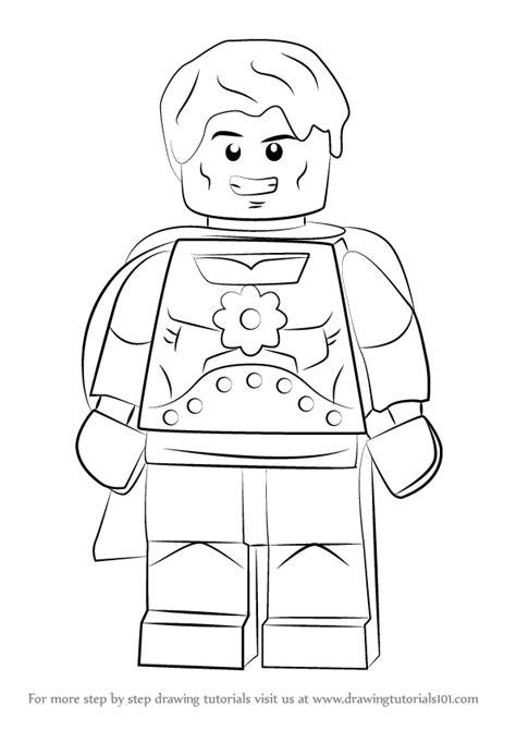 learn   draw lego hyperion lego step  step