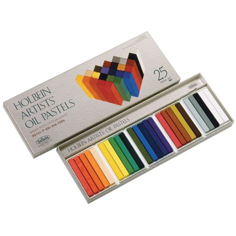 Holbein Artists Oil Pastel Sets