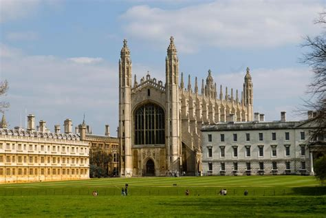Cambridge to Introduce Trinity-Inspired Access Programme ...