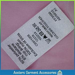 wholesale labels clothing store garment size labels With dress size labels