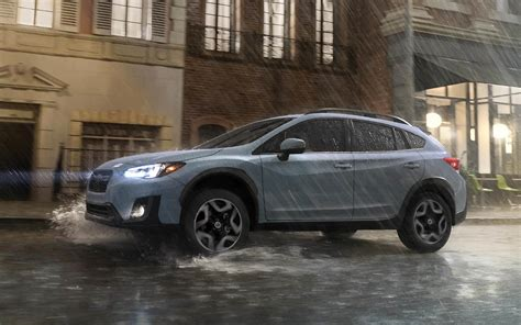 subaru crosstrek  water rain  hd wallpaper