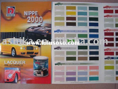 dupont automotive paints color chart dupont automotive