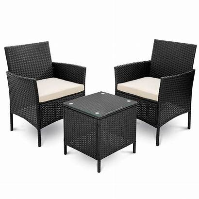 Furniture Rattan Garden Outdoor Patio Modern Table