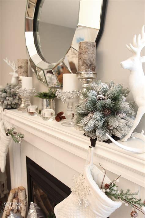 christmas home   country living setting