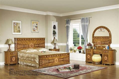Spanish Style Bedroom Furniture  Foshan Shunde Excellence