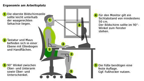 ergonomie au bureau file ergonomie bildschirm png wikimedia commons