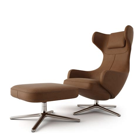 Vitra Grand Repos by Grand Repose Lounge Chair By Vitra Dimensiva