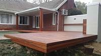 trending patio and decking design ideas Contemporary Modern Wood Deck Designs Design Wooden Patio ...