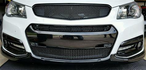 chevy ss sedan   gothic style weave