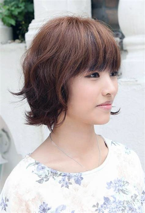 Short Bob With Bangs Asian Inofashionstyle com