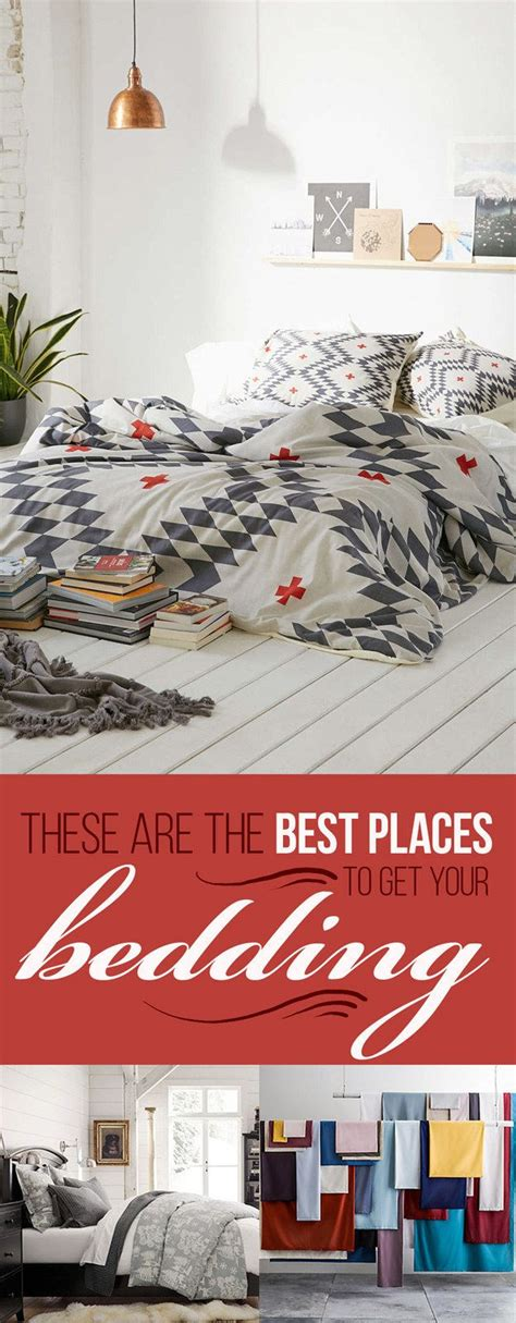 here are the best places to buy your bedding decorate