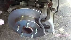 Pontiac G6 Rear Brakes Replace