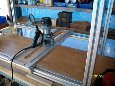 unique router sled ideas  pinterest woodworking