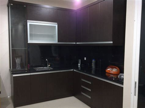 furniture interior harga terjangkau kitchen set