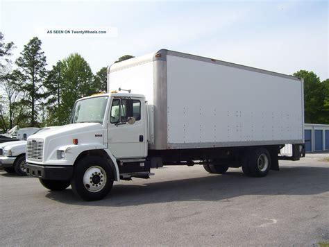 freightliner fl  ft box truck
