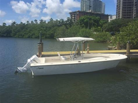 Anacapri Boats by 1978 Anacapri Center Console Powerboat For Sale In Florida