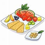 Healthy Clipart Snack Snacks Junk Transparent Clip