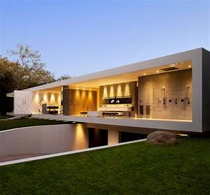 World of ArchitectureAmazing Home, The Glass Pavilion by