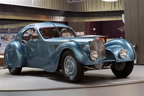 1938 Bugatti Type 57 Sc Atlantic Coupe