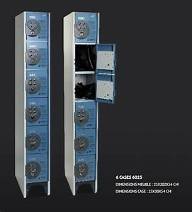 Casier De Vestiaire : casier de rangement m tallique ~ Edinachiropracticcenter.com Idées de Décoration