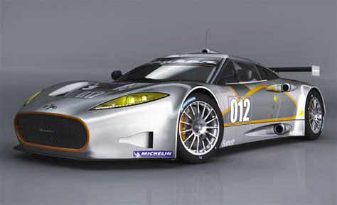 Spyker : Spyker Announces C8 Aileron Gt Racer In Geneva