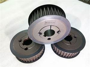 Manual Stainless Steel Ss  8mm Pitch Pulley  For Single