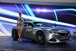 Peugeot 308 2eme Generation Avis : photos espion future peugeot 508 2018 ~ Medecine-chirurgie-esthetiques.com Avis de Voitures