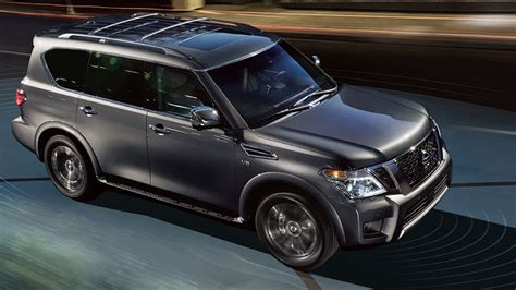 2018 Nissan Armada In Cary, Nc  Leith Nissan Of Cary