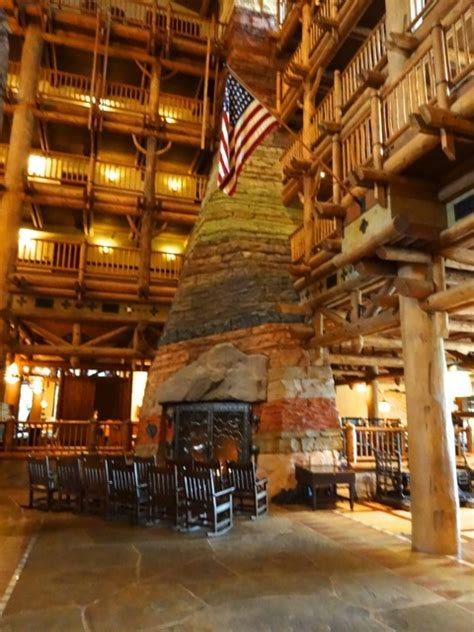 The Wonders of the Lodge Tour at Wilderness Lodge & Villas