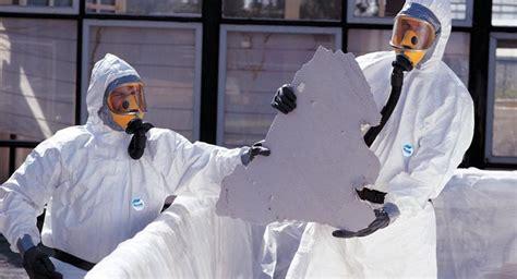 certified assurance  dealing  asbestos industrial