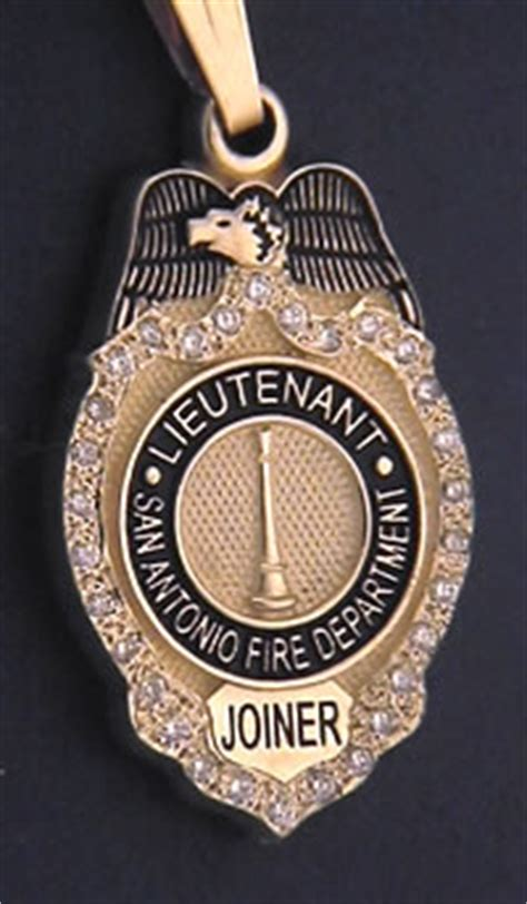 san antonio texas badge charms