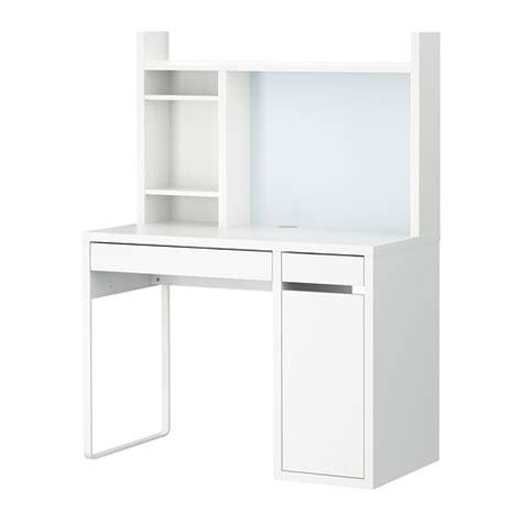 ikea micke bureau micke computer work station white ikea