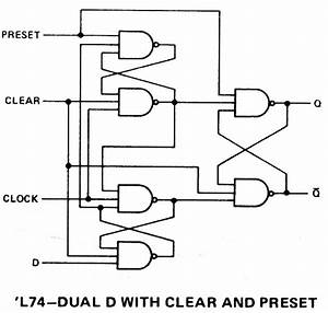 74hct74 What In The World Is This Logic Gate Circuit