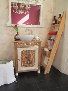 Badmöbel Vintage Style : nostalgischer waschtisch shabby chic wasserheimat ~ Indierocktalk.com Haus und Dekorationen