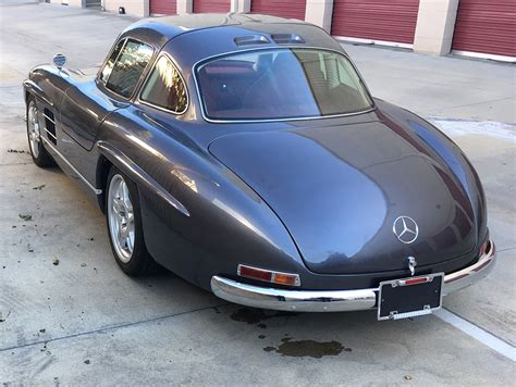 Mercedes 300sl Gullwing Replica by Would You Drive A Mercedes 300 Sl Gullwing Replica Based