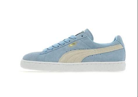 light blue puma shoes puma light blue sneakers consumabulbs co uk