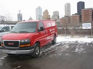 Buy Used 2004 Gmc 2500 Cargo Van 8600  Gvw In Pittsburgh