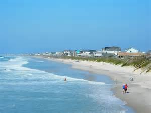 North Topsail Beach NC