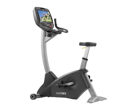 Cybex 770C Upright Bike available at RX Fitness Equipment