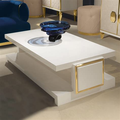 We also aim at dialogue with our customers. High End Modern Italian Ivory Side Table