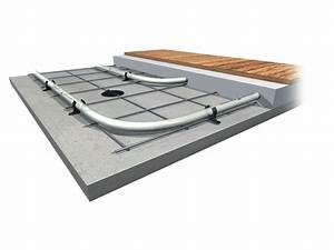 Estrich Fußbodenheizung Aufbau : flache fu bodenheizung der geb ude energieberater ~ Michelbontemps.com Haus und Dekorationen