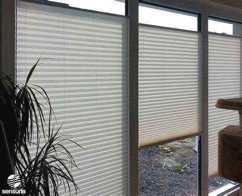 Sichtschutz Fenster Textil by Cremewei 223 E Sensuna 174 Sichtschutz Plissees An Gro 223 En