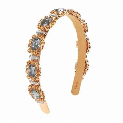 Jeweled Headband Dresses Headgear Bridesmaid Fall Head