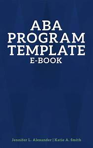 1000 images about behavior management on pinterest With aba program template