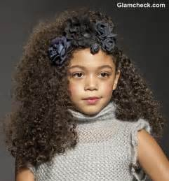Little Black Girls Curly Hairstyles