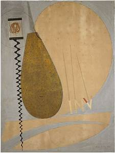 Man Ray ~ Involute, 1917 (mixed media collage on card laid ...