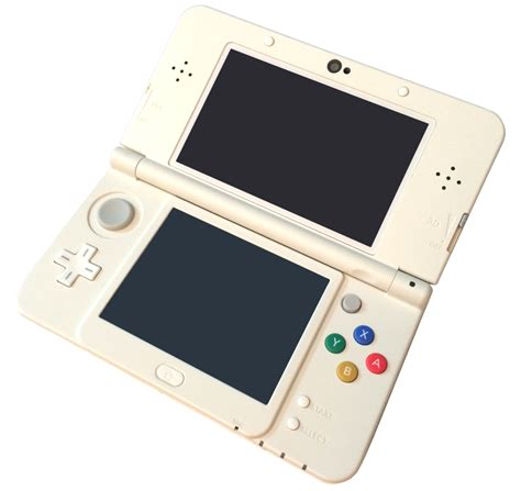 3d Ds Console by New Nintendo 3ds Wikip 233 Dia